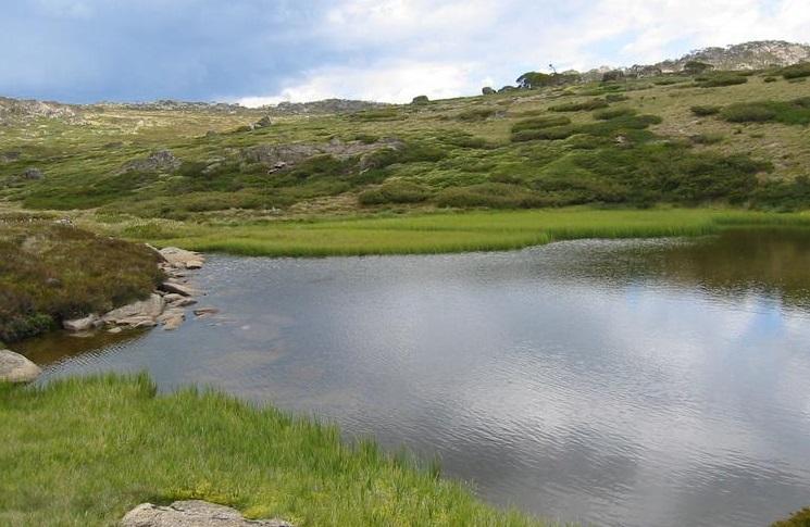 Jagungal via Bluff Tarn