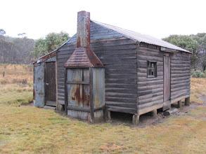 Gavells Hut and Gang Gang Mountain
