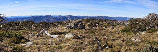 Bimberi Peak (highest peak in ACT)