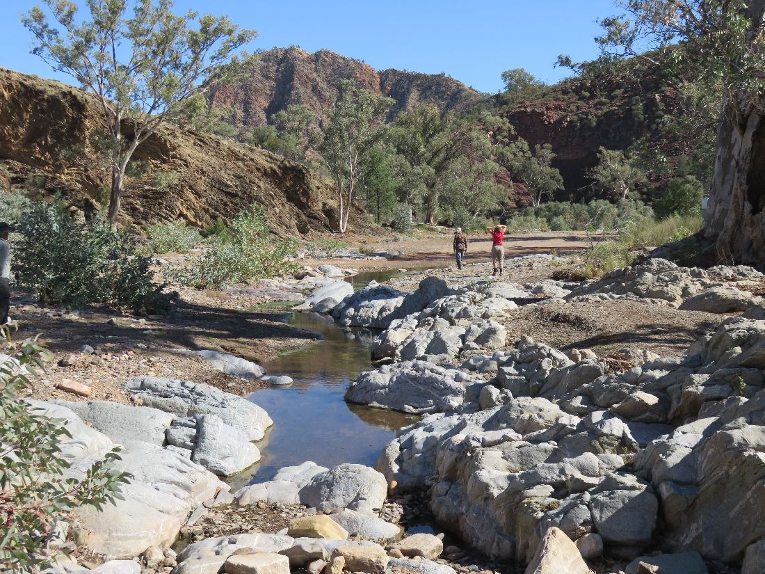 Blinman Pools Valley, Flinders Ranges