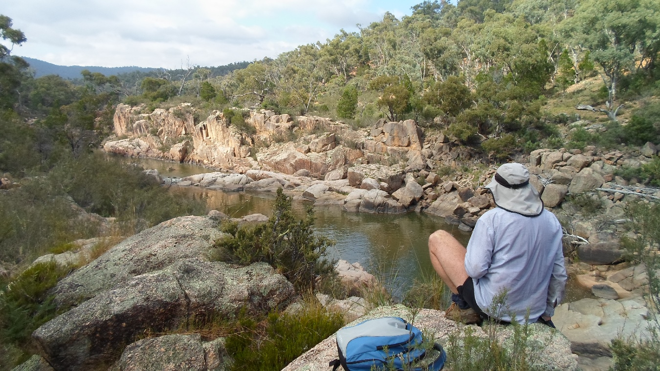 Swimming Hole, Snowy River, Merriangaah Nature Reserve